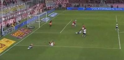 Kanlı penaltı!