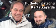 Futbolun bir numaralı ismi Bolu'da