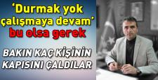 AK Parti'den üye ziyaret rekoru
