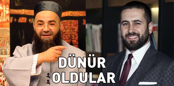 Muhittin Palazoğlu ile Cübbeli Ahmet Hoca dünür oldu