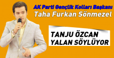 Tanju Özcan'a 'yalan makinesi' dedi