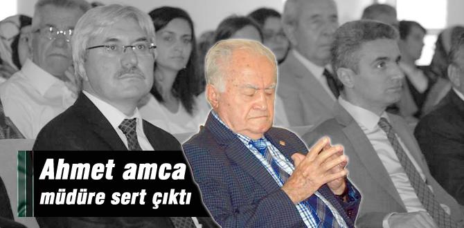Ahmet Baysal'dan 10. yıl marşı çıkışı
