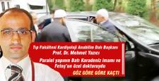 Batı Karadeniz imamı ve Fetoş'un özel doktoruydu