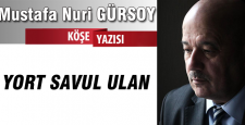 Mustafa Nuri Gürsoy yazdı
