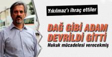 Hüseyin Yıkılmaz'ı CHP'den ihraç ettiler