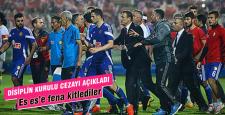 Eskişehirspor'un cezası belli oldu