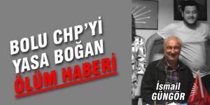 CHP'yi yasa boğan ölüm haberi