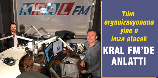 Kral FM'de Bolu rüzgarı