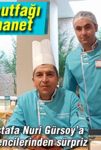 AK Parti'nin mutfağı Bolululara emanet