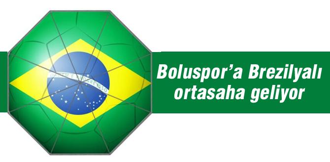 Boluspor'a bir Brezilyalı daha geliyor