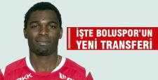 Boluspor'a Nijerya'lı transfer