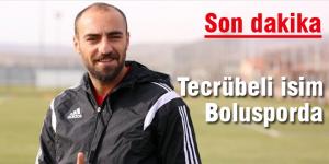 Süper lig topçusu Boluspor'da