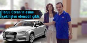 Meral Özcan'a otomobil çıktı