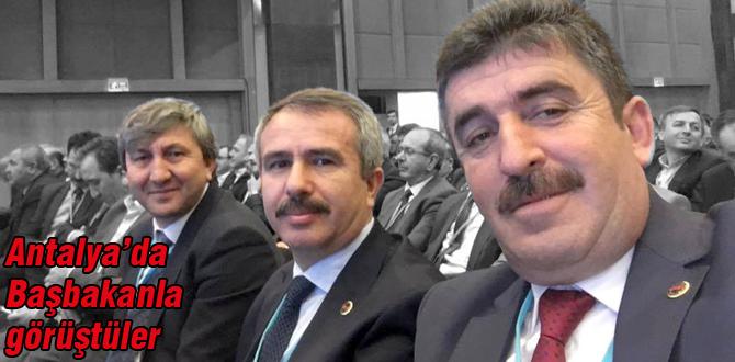 Ak Partili Başkanlar Antalya'da