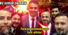 Bolu Türkiye ortalamasına fark attı
