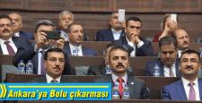Bolu Ankara'ya çıkarma yaptı