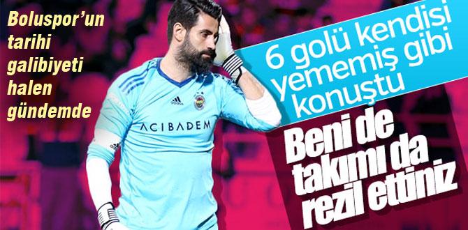 Fenerbahçe galibiyetimiz halen gündemde