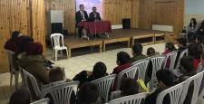 Başkan Kazan öğrencilerle kitap okudu