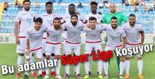 Boluspor Süper Lige koşuyor
