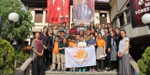 Mudurnu Çocuk Belediyesi ilk toplantısını yaptı