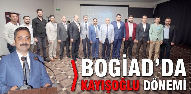 Genç işadamların yeni başkanı Kayışoğlu