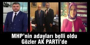 MHP belli oldu, gözler AK parti'de