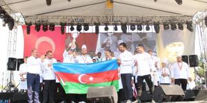 Aşçılık kupası Azerbaycan'ın