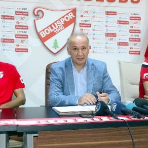 Boluspor, 2 defans oyuncusu transfer etti