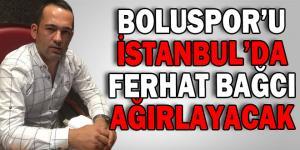 İstanbul'da Ferhat Bağcı ağırlayacak