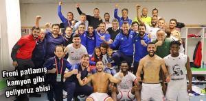 Boluspor emin adımlarla şampiyonluğa koşuyor