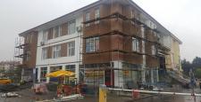 Dörtdivan Belediyesi restorasyon çalışması başladı