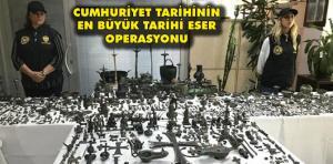 Cumhuriyet tarihinin en büyük operasyonu