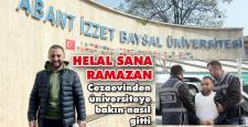 Cezaevinden üniversiteye uzanan hikaye