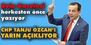 CHP Tanju Özcan'ı açıklıyor