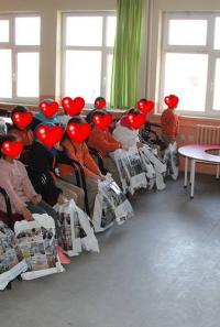 100 çocuğun kışlık ihtiyacı karşılandı