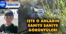 Polis kaçan aracı kovalarken çocukla annesine çarptı