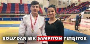 Judo 'da büyük başarı, Mertcan Finalde