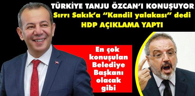 Türkiye Tanju Özcan'ı konuşuyor