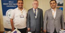 BAİBÜ, Irak'ta düzenlenen fuara katıldı