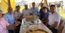 Başkan Kavak, yayla bayramlarına katıldı