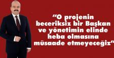 Fatih Metin'den Karadere projesiyle ilgili açıklama