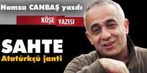Hamza Canbaş yazı