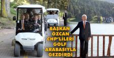 Bolu'dan Kılıçdaroğlu geçti