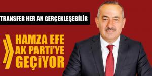 Dörtdivan belediye başkanı AK Parti'ye geçiyor