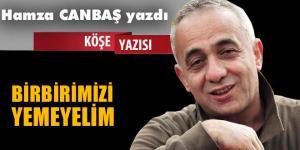 Hamza Canbaş yazdı
